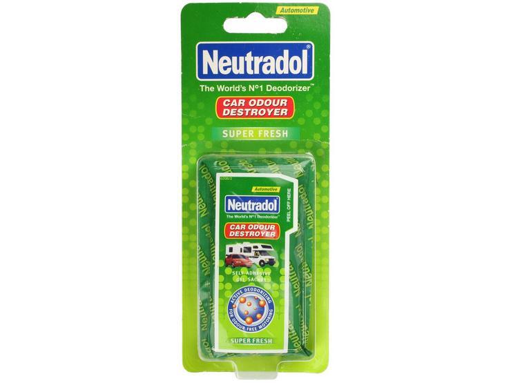 Neutradol Gel Super Fresh Car Air Freshener