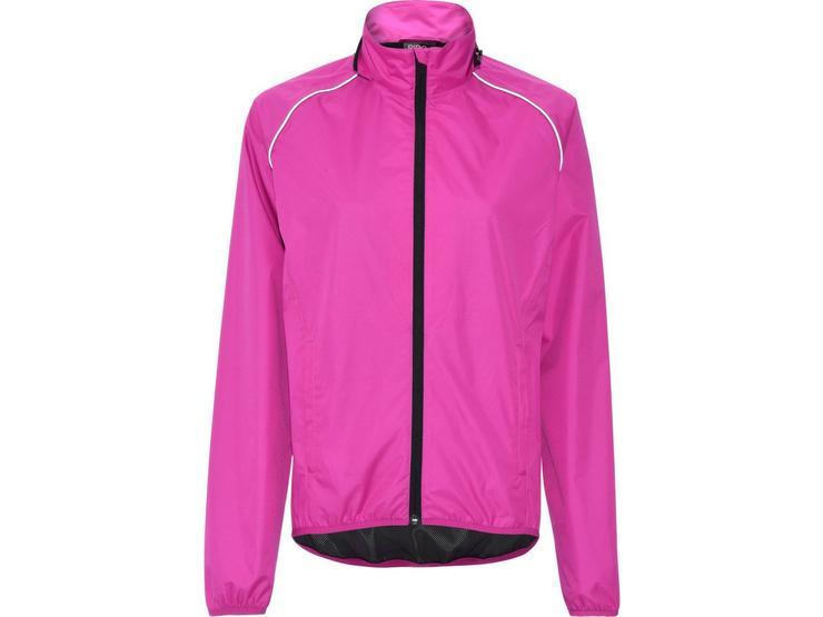 Ridge Womens Waterproof Jacket - Pink