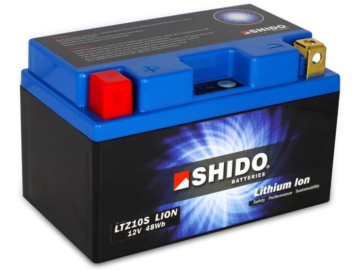Shido Lithium Battery LTZ10S