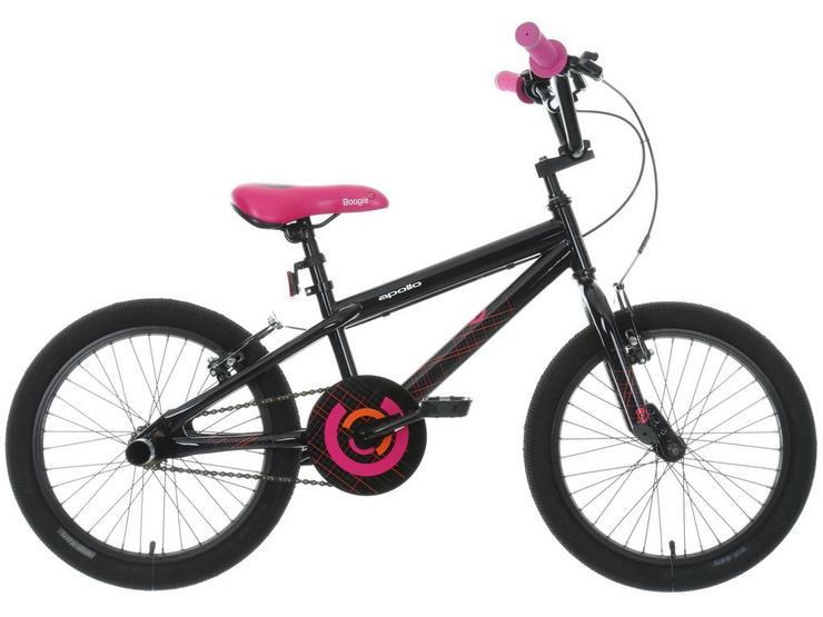 "Apollo Boogie Kids Bike - 18"" Wheel"