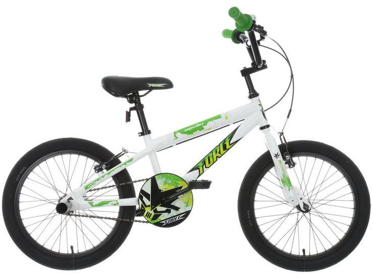 "Apollo Force Kids Bike - 18"" Wheel"