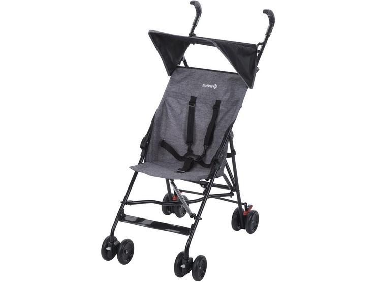 Safety 1st Peps Canopy Stroller - Black