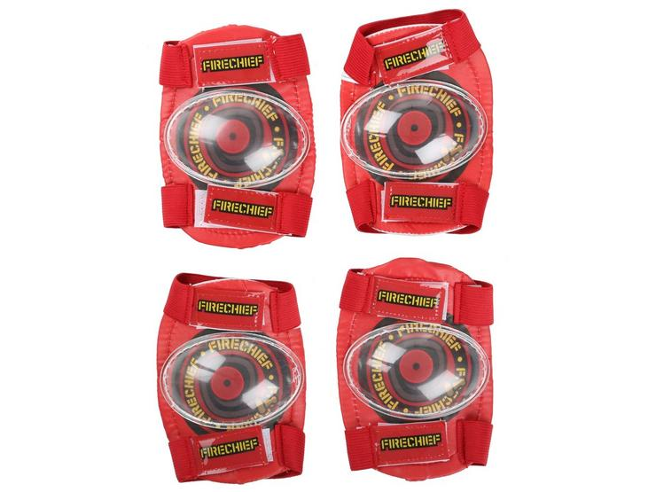 Apollo Firechief Kids Bike Pads (Ages 3-6)