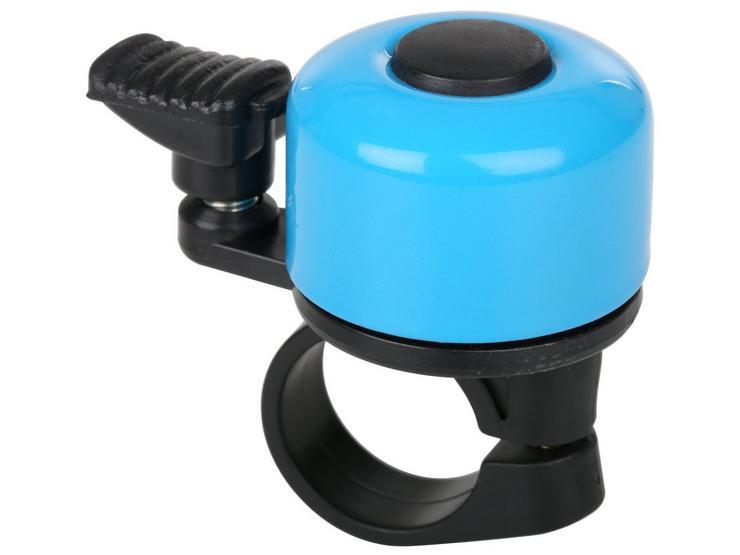 Halfords Essential Ping Bike Bell - Blue