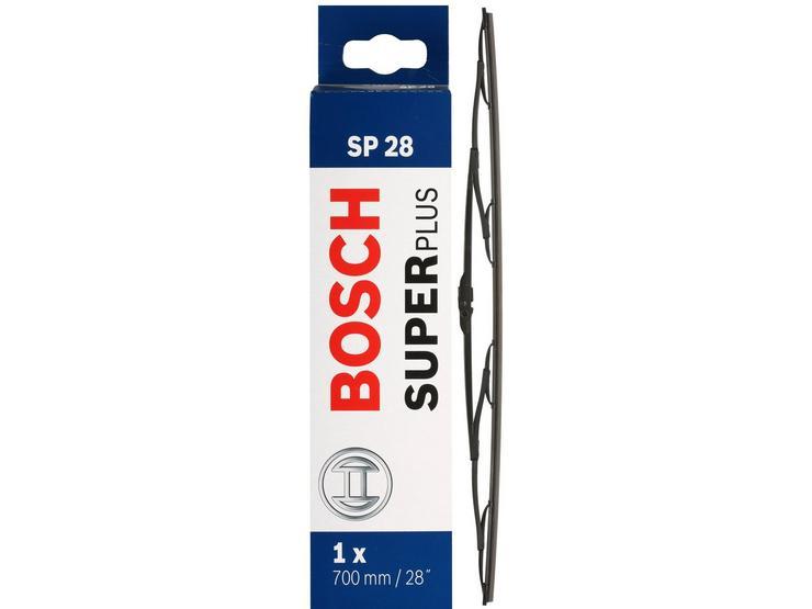 Bosch SP28 Wiper Blade - Single