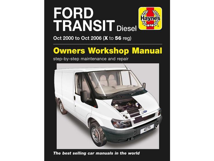 Haynes Ford Transit Diesel (Oct 00 - Oct 06) Manual