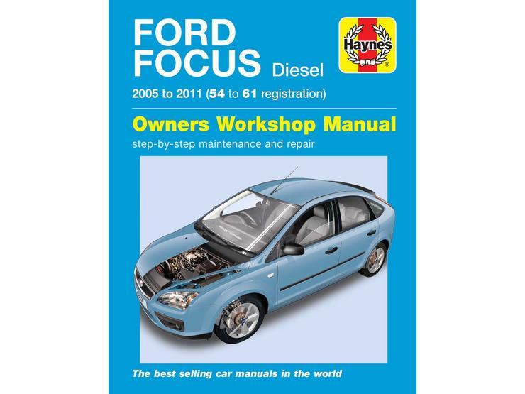 Haynes Ford Focus Diesel (05-09) Manual