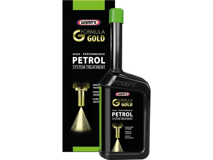 Wynns Formula Gold Petrol Treatment 500ml