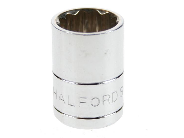 "Halfords Advanced Socket 12mm 3/8"" Drive"