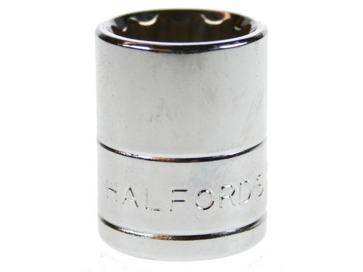 "Halfords Advanced Socket 14mm 3/8"" Drive"