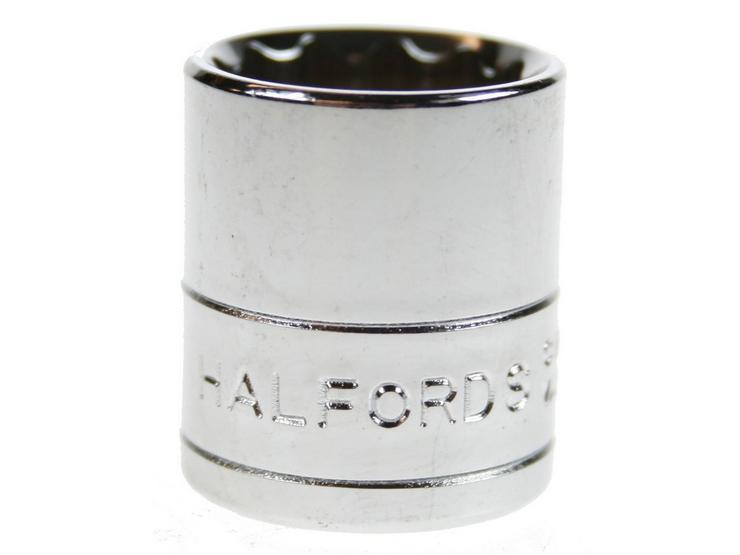 "Halfords Advanced Socket 16mm 3/8"" Drive"