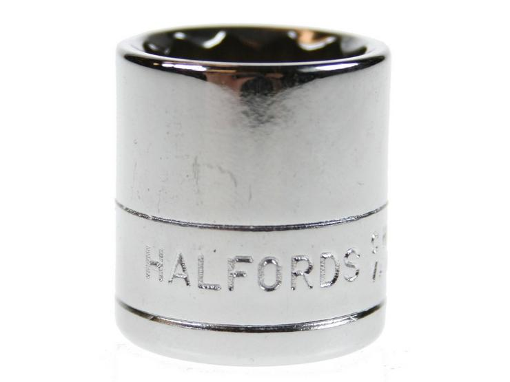 "Halfords Advanced Socket 17mm 3/8"" Drive"