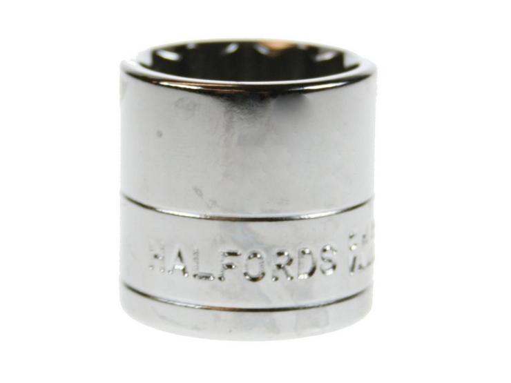 "Halfords Advanced Socket 19mm 3/8"" Drive"