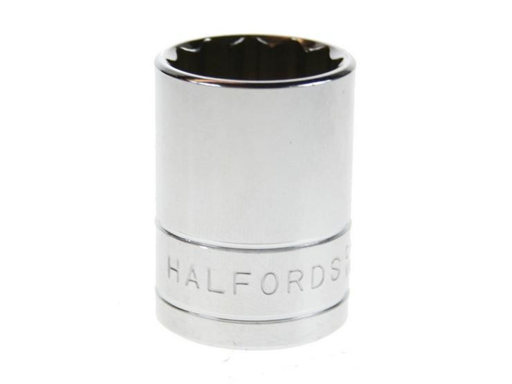 "Halfords Advanced Socket 20mm 1/2"" Drive"