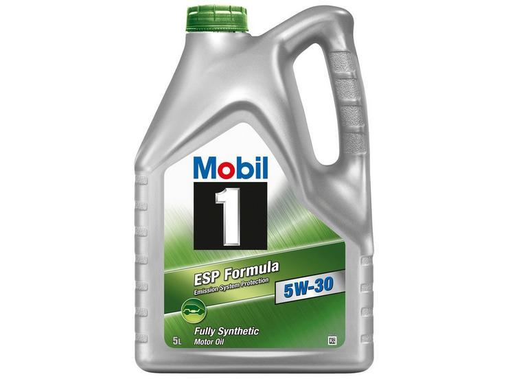 Mobil 1 ESP 5W/30 Oil 5L