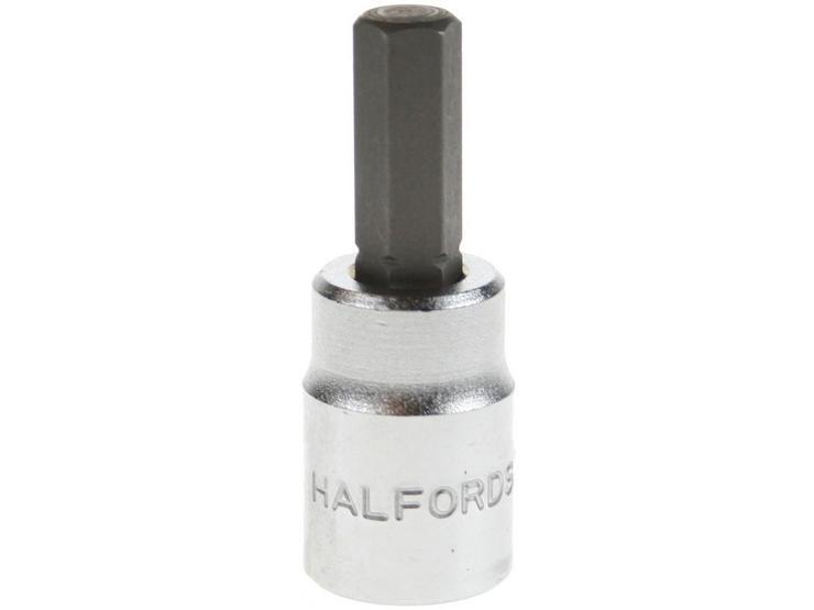 "Halfords Advanced Hexagon Bit Socket 8mm 3/8"" Drive"