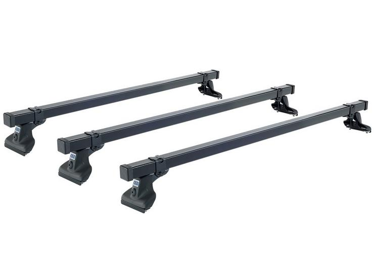 Cruz Commercial Roof Bars 35 X 35 923-204 - Pack of 3