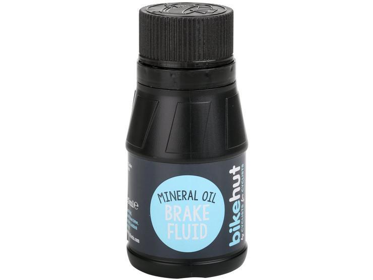 Bikehut Mineral Oil Brake Fluid - 125ml