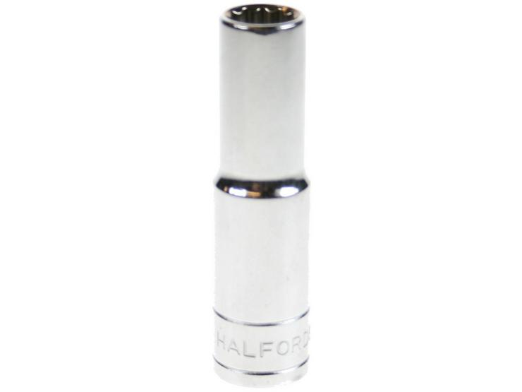 "Halfords Advanced Deep Socket 10mm 3/8"" Drive"