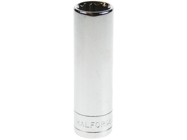 "Halfords Advanced Deep Socket 13mm 3/8"" Drive"