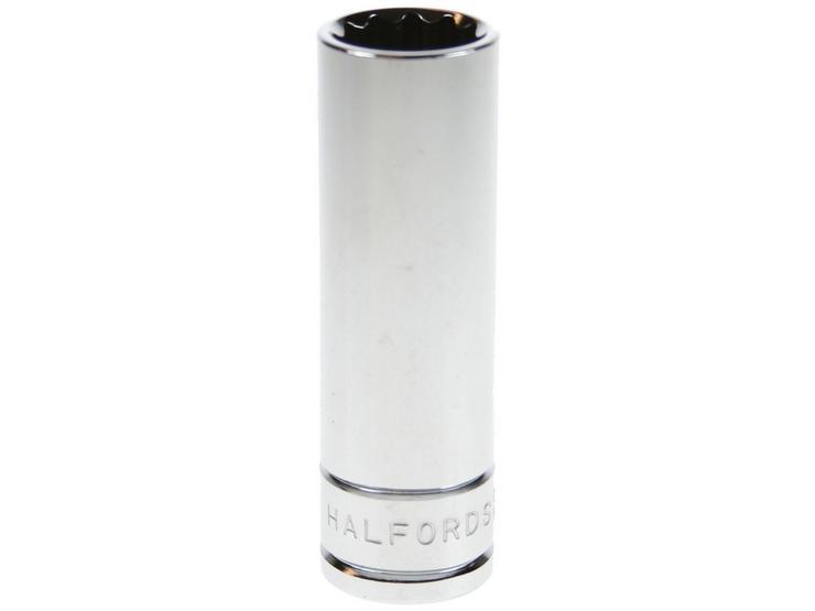 "Halfords Advanced Deep Socket 14mm 3/8"" Drive"