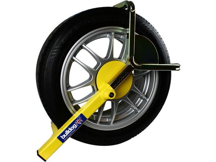 Bulldog High Security Wheel Clamp