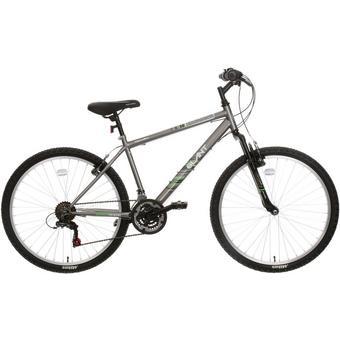 171310: Apollo Slant Mens Mountain Bike - Grey - S