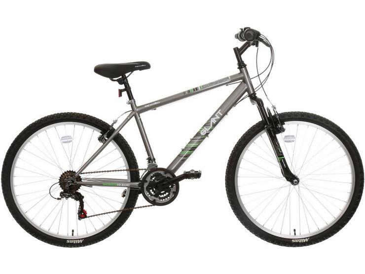 Apollo Slant Mens Mountain Bike - Grey - S, M, L Frames