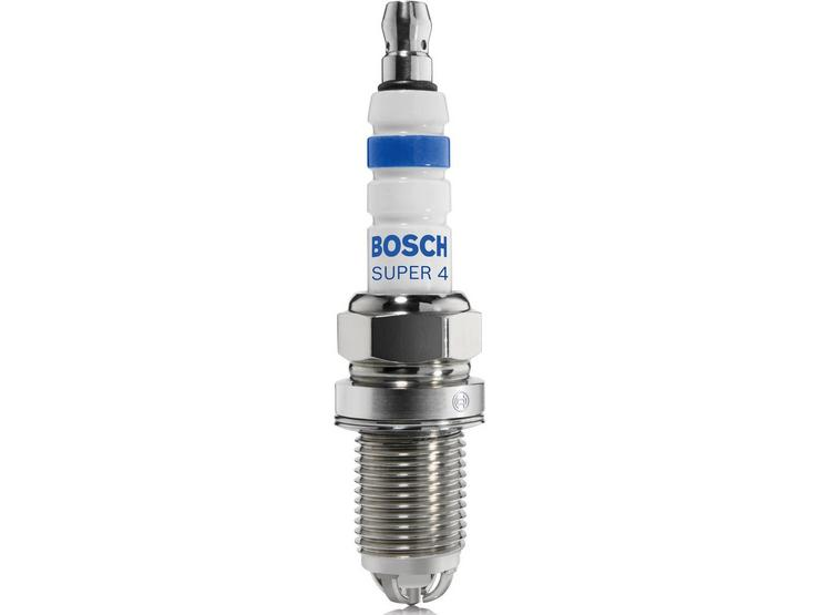 FR78 Bosch Super 4 Spark Plug x4