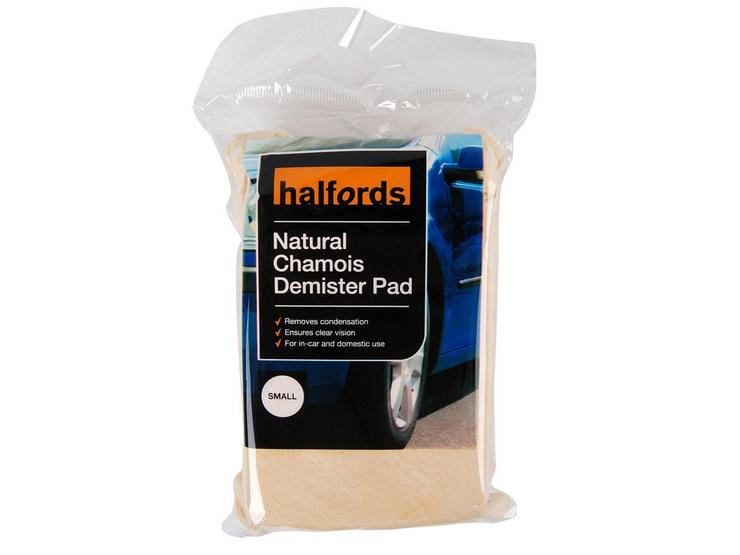 Halfords Chamois Demister Pad