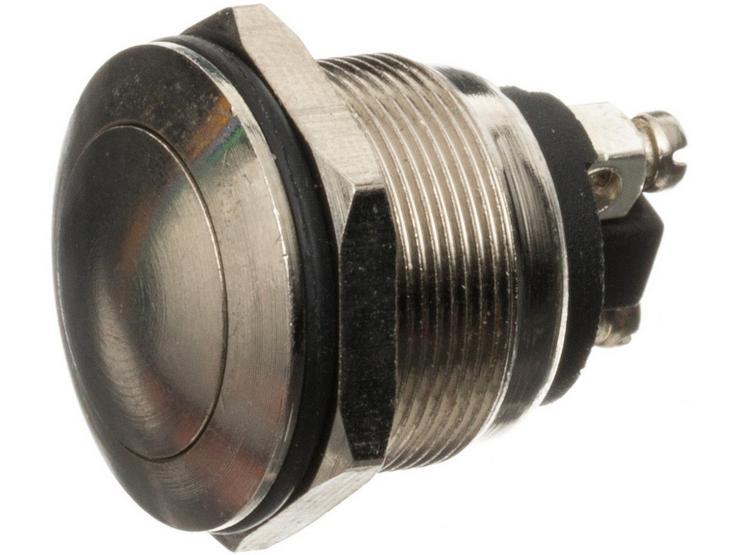 Halfords Switch Horn/Start Button Brass Plated HEF612