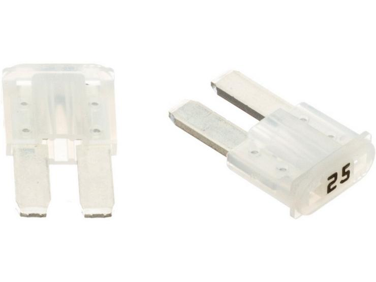 Halfords Micro 2 Prong Fuses 25amp HFS315