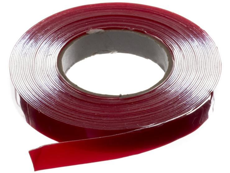 Halfords Clear Double Sided Tape HST111