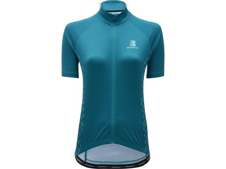 Boardman Womens Cycling Jersey - Teal