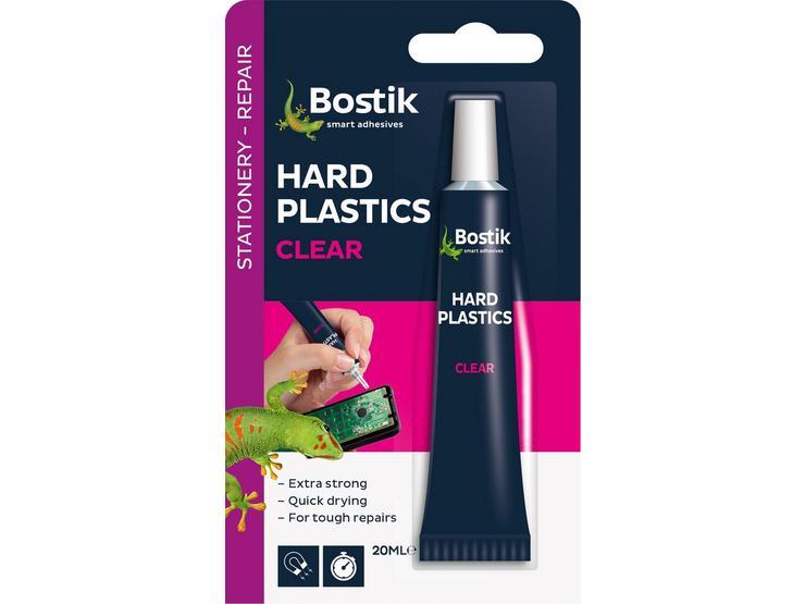 Bostik Hard Plastics Extra Strong Adhesive 20ml