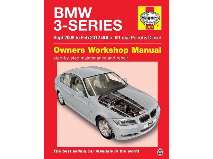 Haynes BMW 3 Series Petrol & Diesel (08-12) Manual