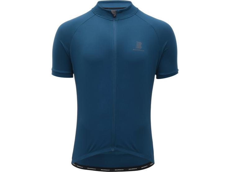 Boardman Mens Cycling Jersey - Blue