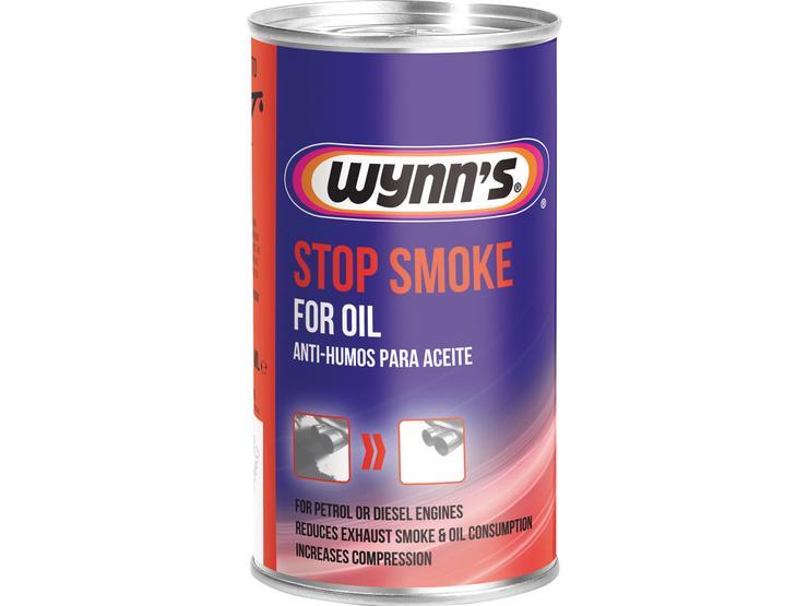 Wynns Stop Smoke Oil Treatment 325ml