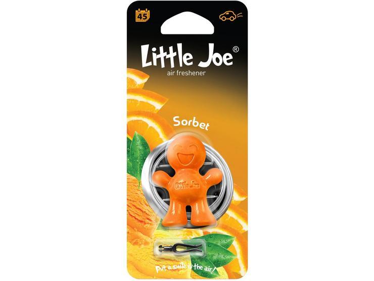 Little Joe Orange Sorbet Air Freshener