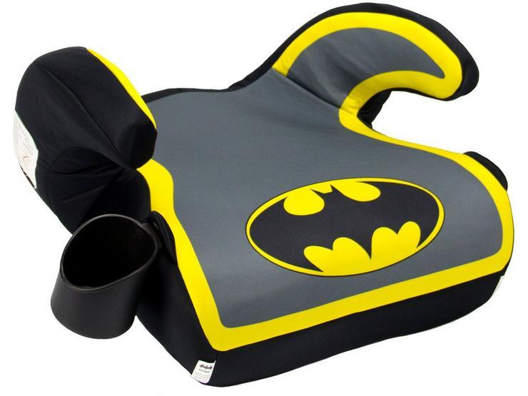 Kids Embrace Batman Booster Car Seat