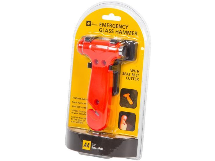 AA Emergency Car Hammer