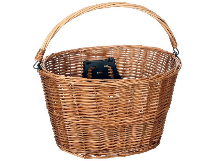Halfords Wicker Bike Basket