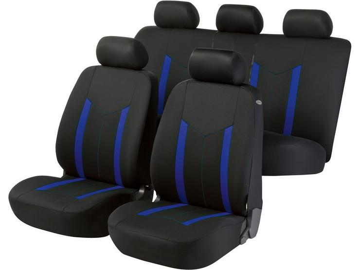 Seat Cover Hasting Blue