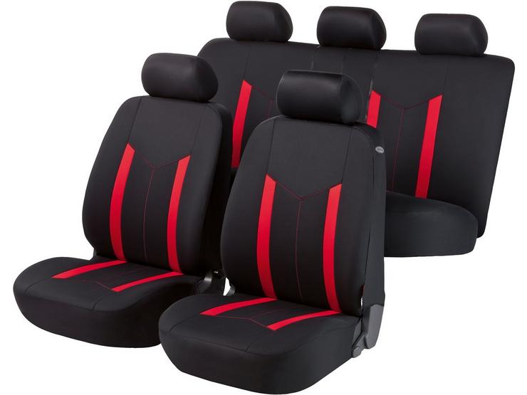 Walser Seat Cover Hastings Red