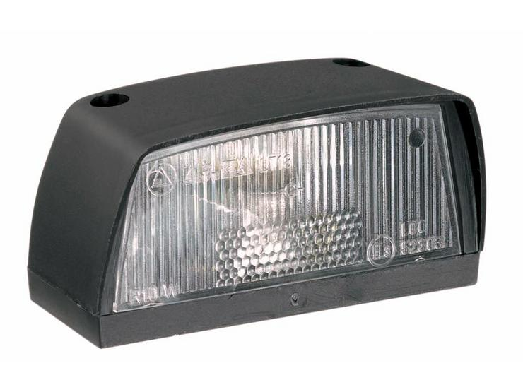 Ring Number Plate Lamp