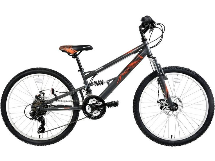 "Apollo Creed Junior Mountain Bike - 24"" Wheel"
