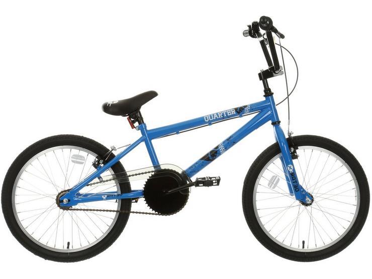 "X Rated Quarter BMX Bike - 20"" Wheel"