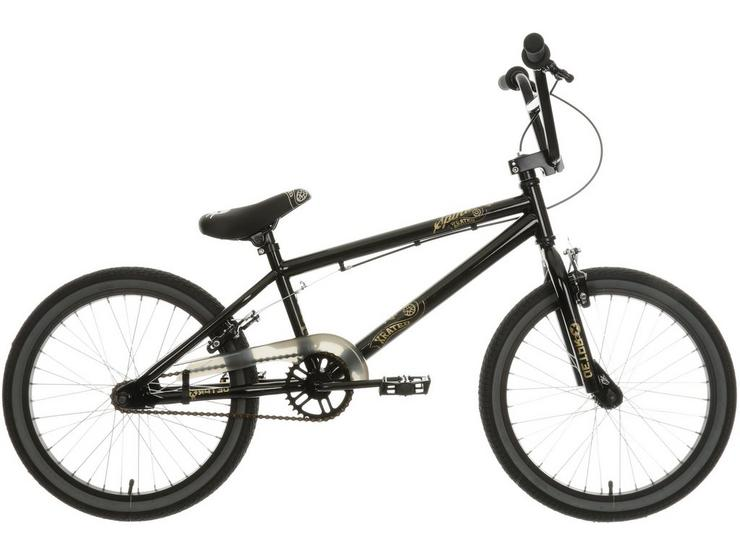 "X-Rated Spine BMX Bike - 20"" Wheel"