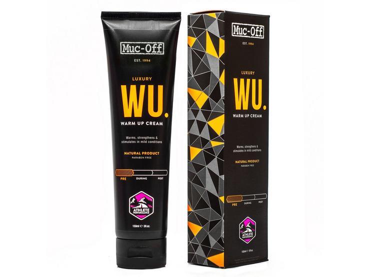 Muc-Off Luxury Warm Up Cream - 150ml