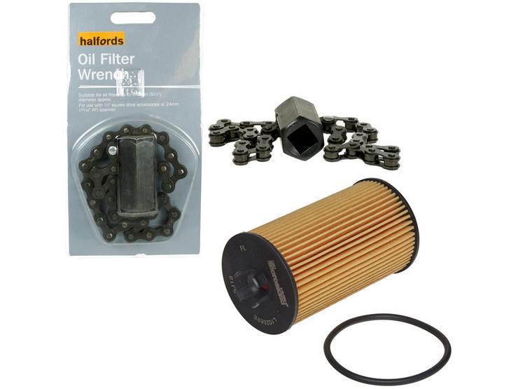 501720168 Oil Filter Change Bundle